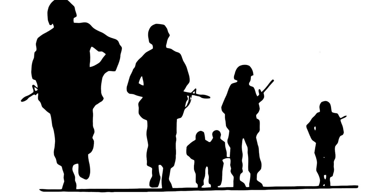 Army clipart vietnam war #4