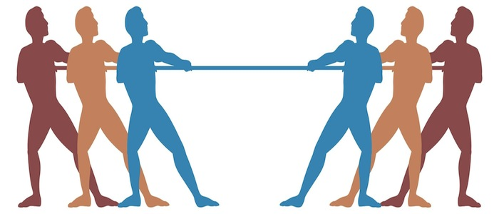 Rope clipart tug war rope #1