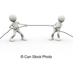Rope clipart tug war rope #9