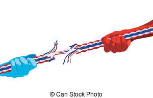Rope clipart tug war rope #5