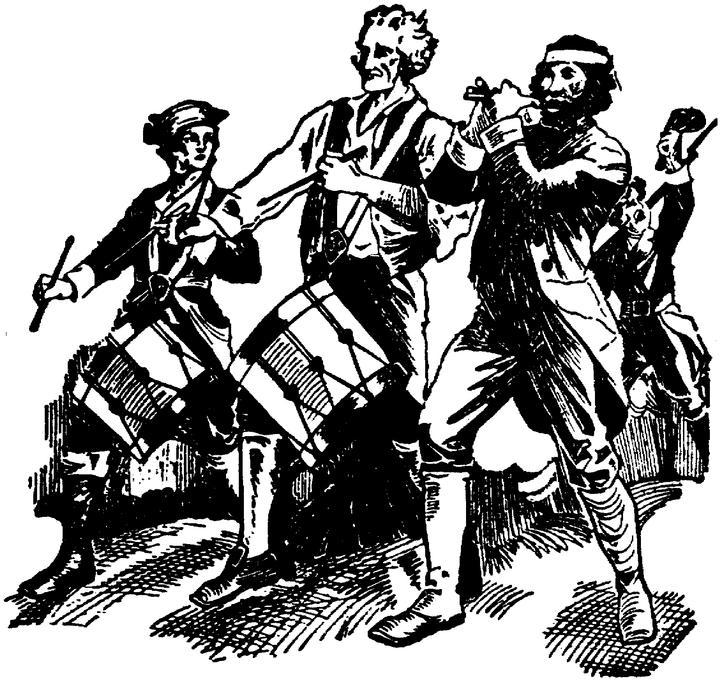 Us History clipart revolutionary war US History revolution clipart american