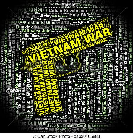 Army clipart vietnam war #3
