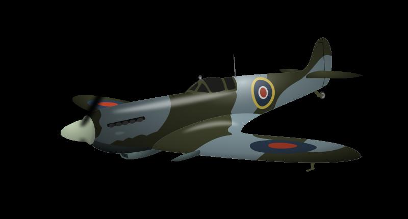 Jet Fighter clipart ww2 plane #2