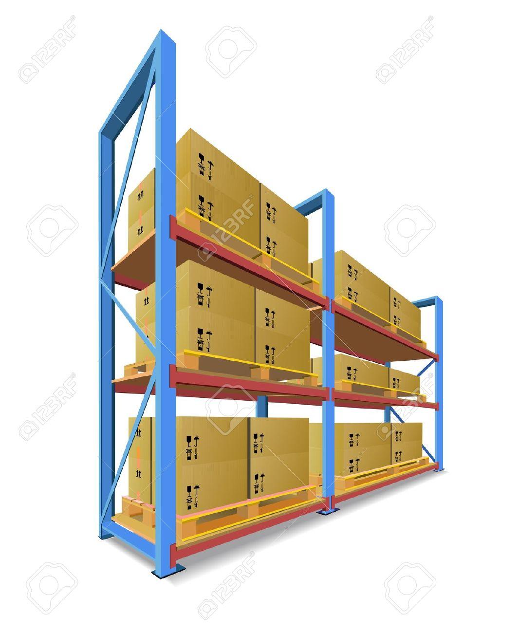 Warehouse clipart Shelf cliparts Clipart Warehouse Warehouse