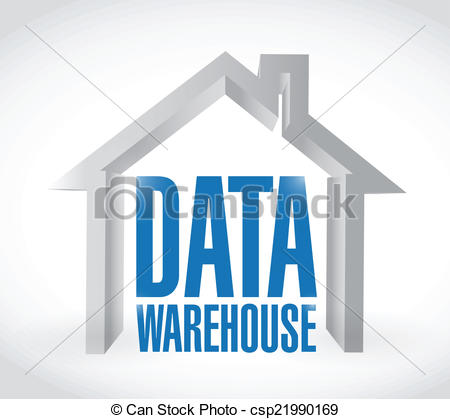 Warehouse clipart stockroom  white Vector Clip Vector