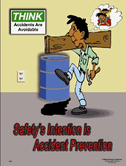 Warehouse clipart workplace safety Employees Workplace accidents employees encourages
