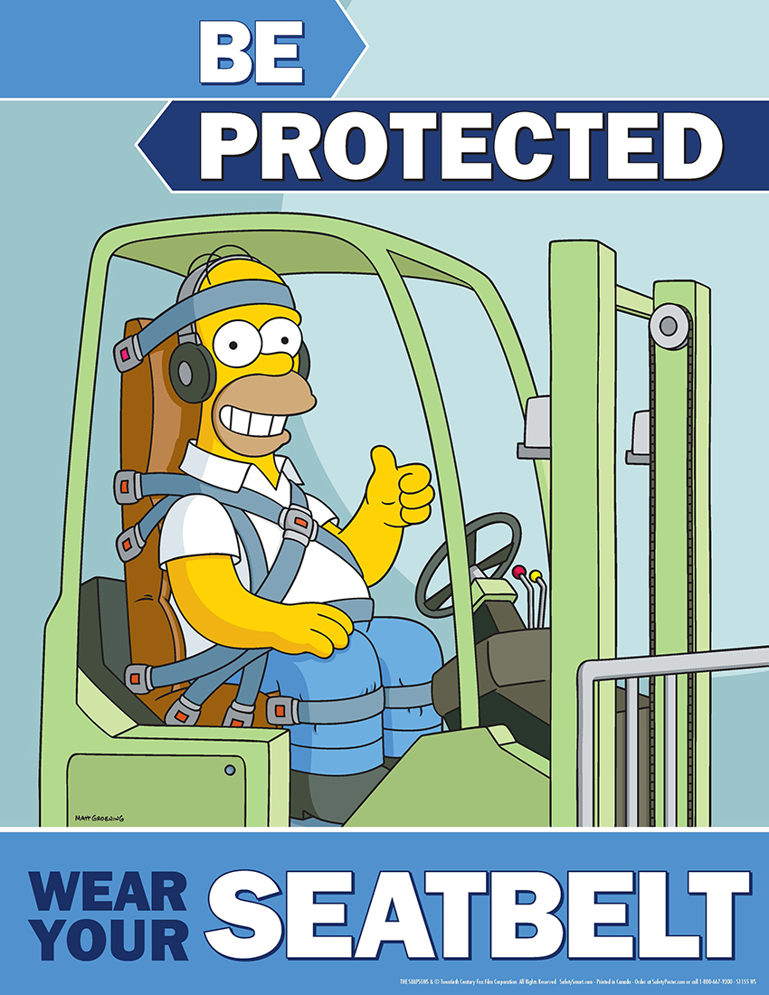 Warehouse clipart workplace safety Be Forklift S1155 Pinteres… …
