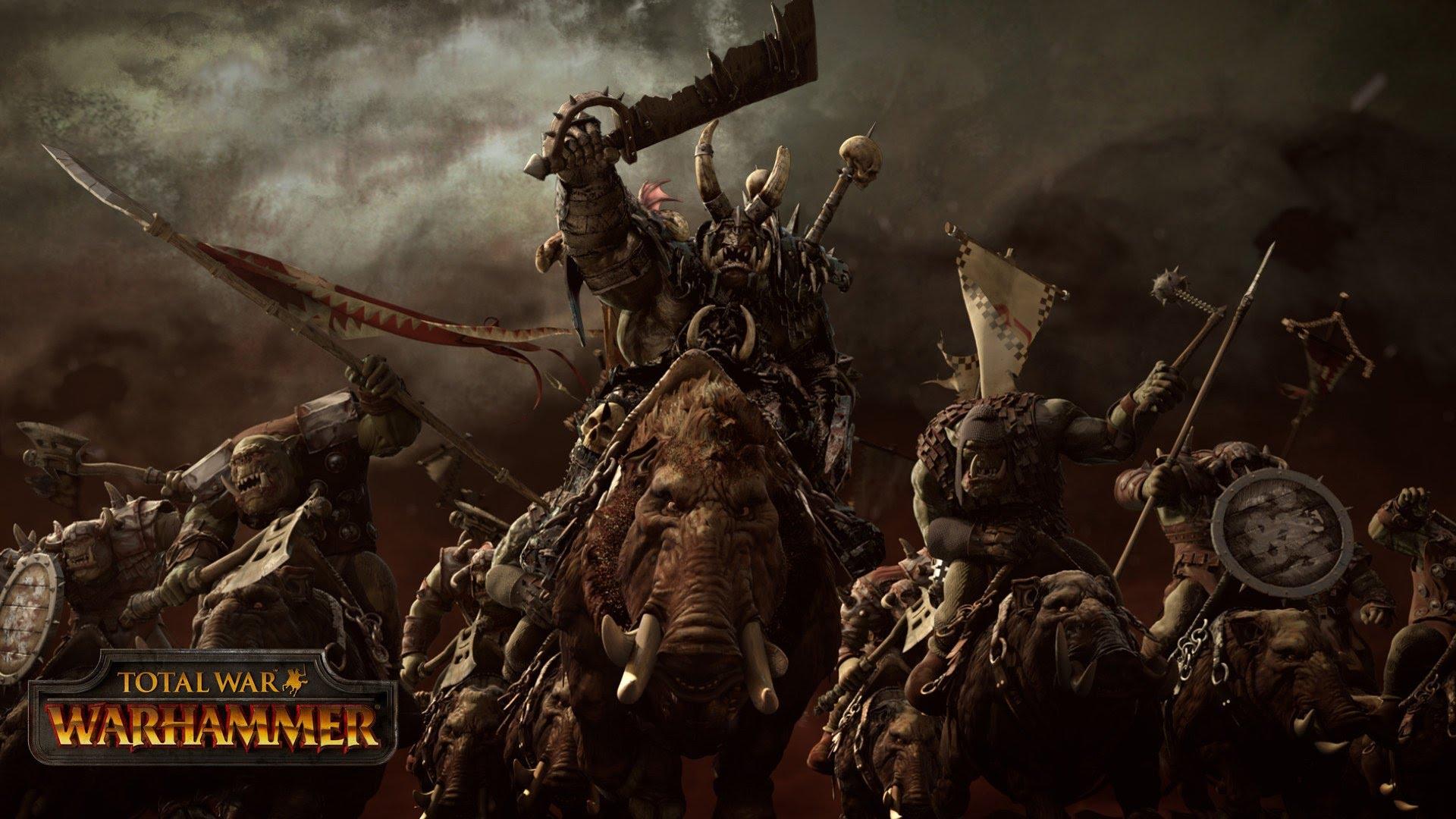 Warhammer clipart 1080p War: Fanatic Up Close Fanatic
