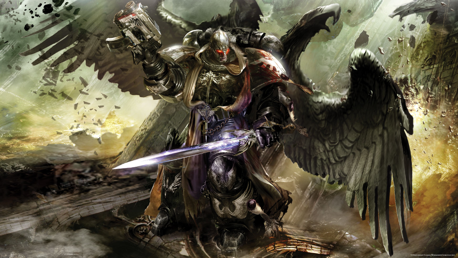 Warhammer clipart 1080p Heretics 40K Get you some