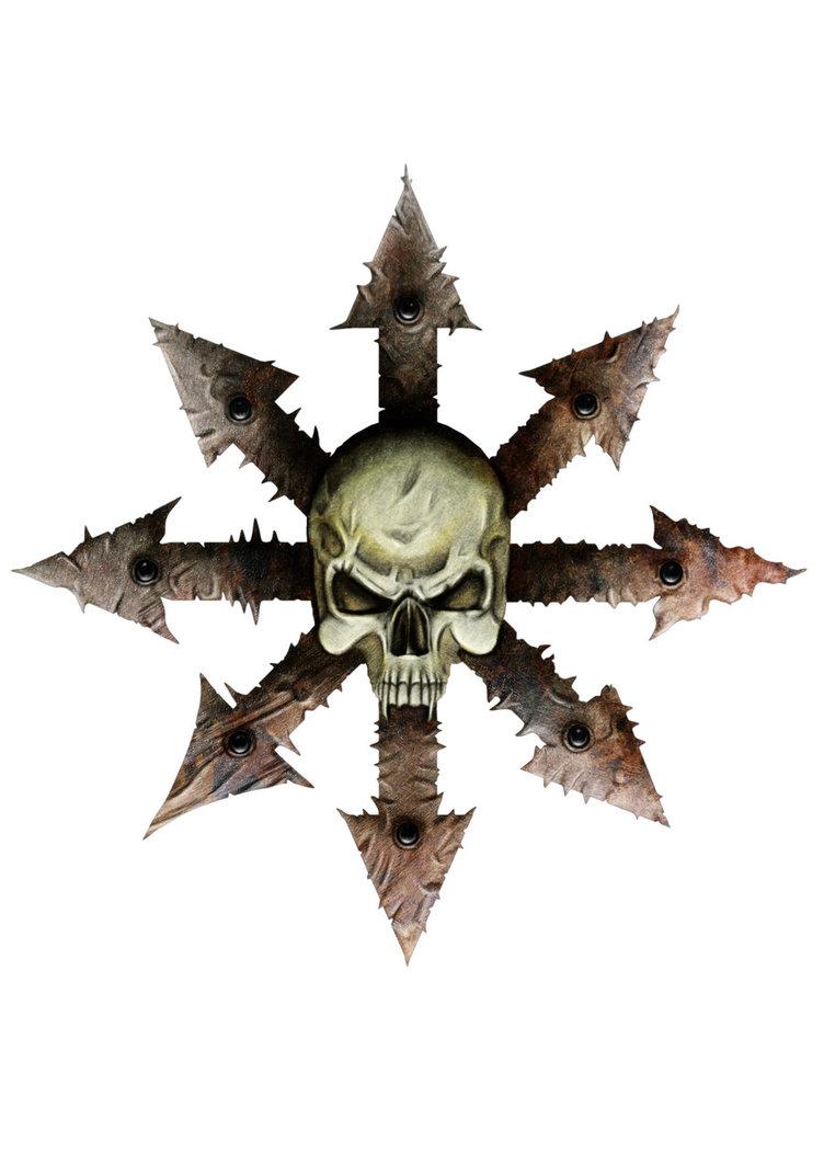 Warhammer clipart chaos symbol WARHAMMER  logo ART(PICS chaos