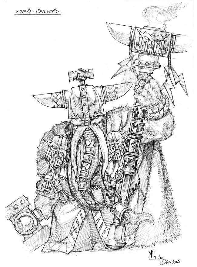 Warhammer clipart dwarven Warhammer Dwarves more Pin Find