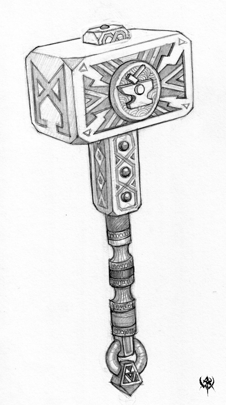 Warhammer clipart dwarven Pinterest best Warhammer Dwarven hammer