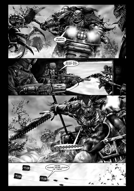 Warhammer clipart graphic novel BOOKBloke BookBloke's Book Blog Picture