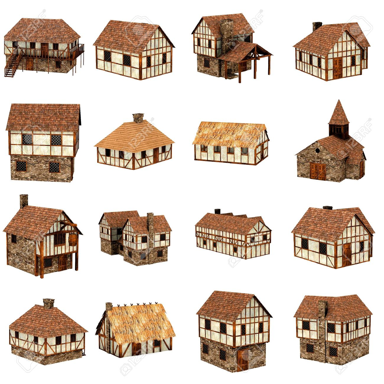 Warhammer clipart medieval Clipart Collection Medieval Clipground Houses