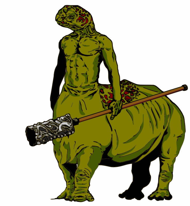 Warhammer clipart real Clipart (PNG) Turtle IMAGE Centaur