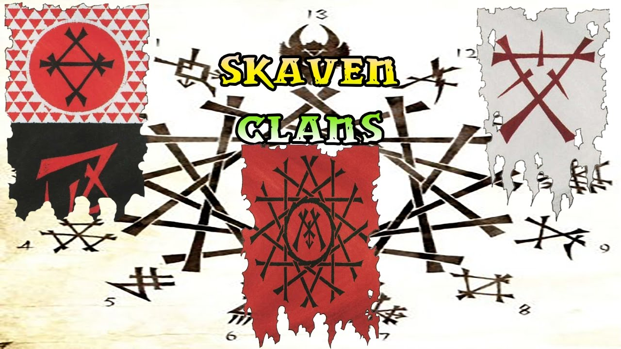 Warhammer clipart real TWW2 Clans the and The