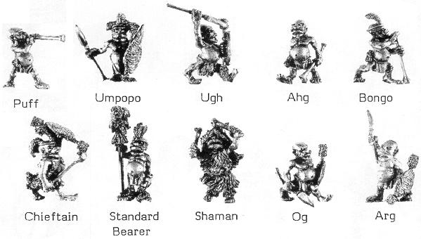 Warhammer clipart scottish The miniature  Perils The