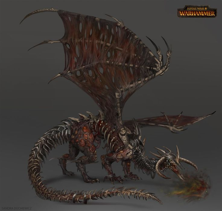 Warhammer clipart skyrim dragon Here Concept Dragon about 500