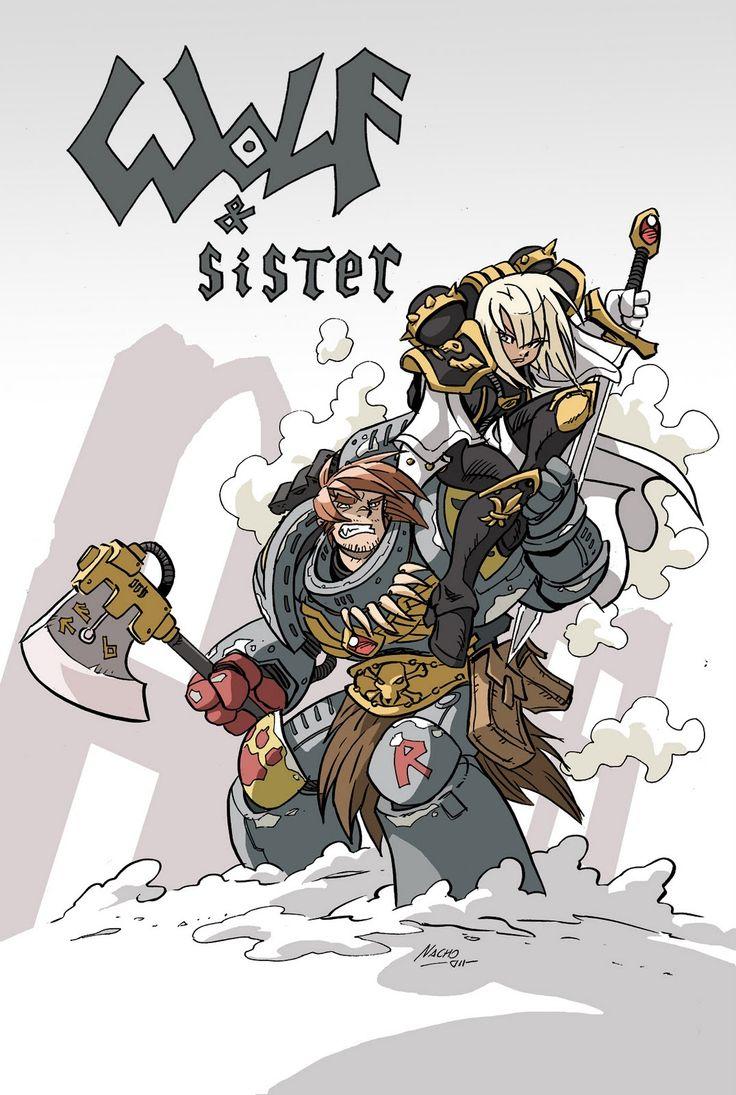 Warhammer clipart skyrim dragon Warhammer 40k Pinterest spacewolves on