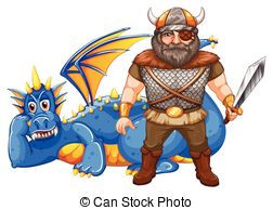 Warhammer clipart viking Of Baby Toon  Viking