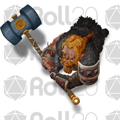 Warhammer clipart viking Roll20 Digital Marketplace: goods Heroes