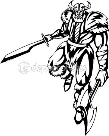 Warhammer clipart viking Vinyl 20 ready Pinterest best