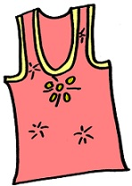 Warmth clipart hot weather When to clothing suits have