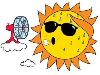 Warmth clipart humid Day! Hazy Humid  Hot