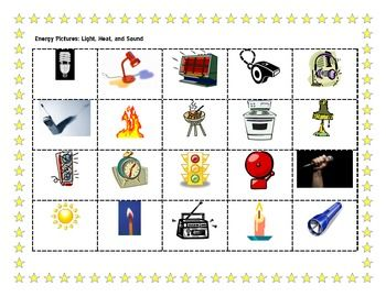 Warmth clipart light source 24 of Energy Science images