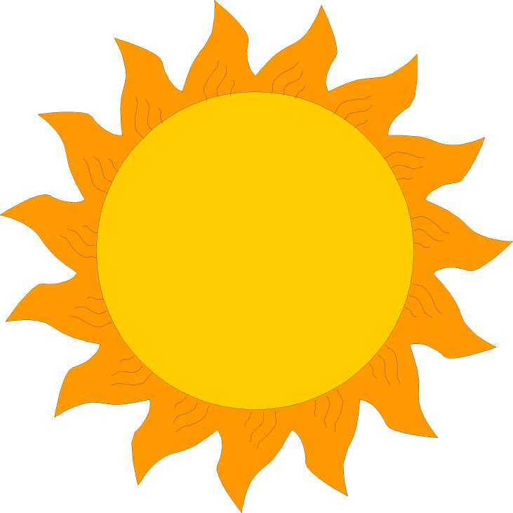 Warmth clipart morning sun On art images out Pinterest