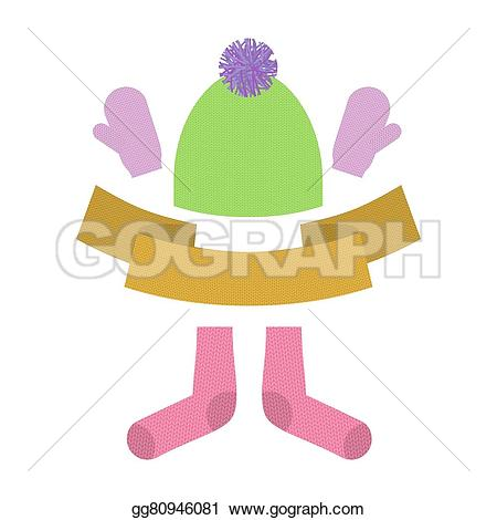 Warmth clipart winter weather Cold and woolen socks warm