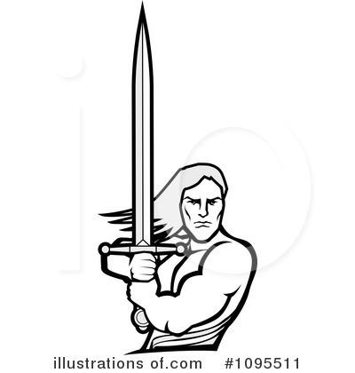 Warrior clipart BestVector Illustration Illustration by BestVector