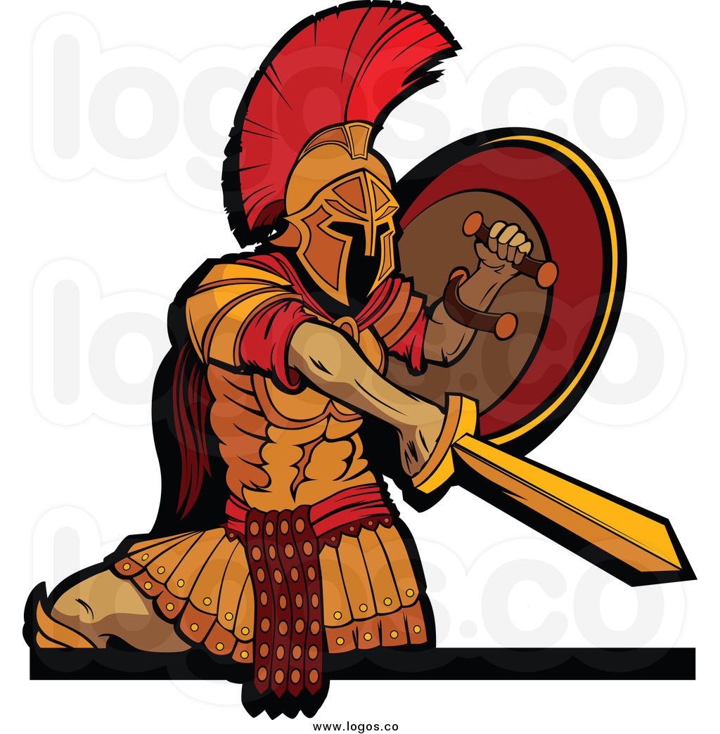 Gladiator clipart warrior shield Clipart Free Images Warrior Clipart