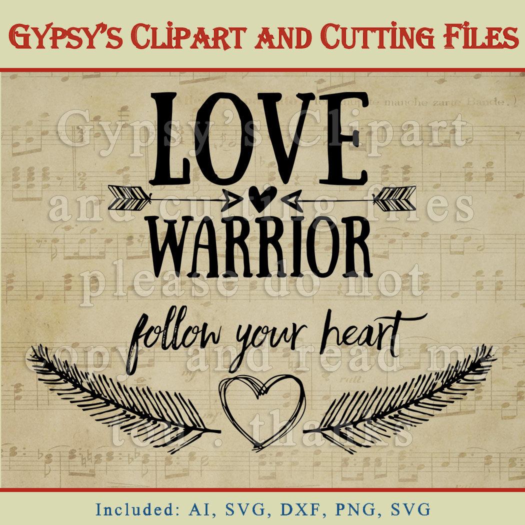 Warrior clipart arrow Your Love svg svg file