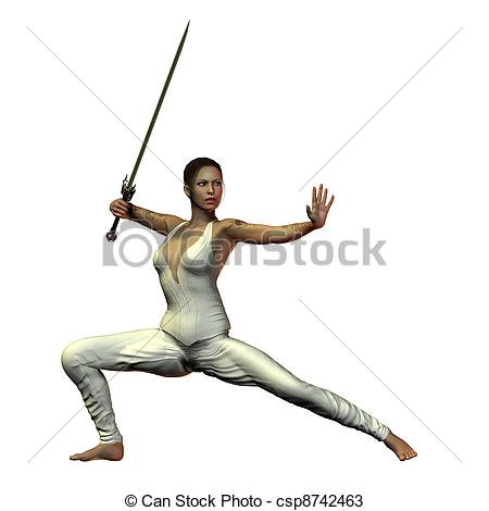 Warrior clipart female warrior With Warrior Warrior Female a