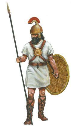 Warrior clipart mesopotamia Google  black israelite warrior