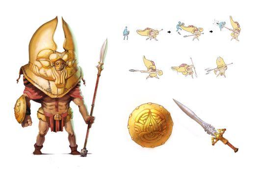 Warrior clipart mesopotamia DeviantArt mesopotamia 4 Mitchellnolte by