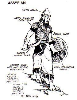 Warrior clipart mesopotamia 63 Assyrian Timeline Mesopotamia warrior
