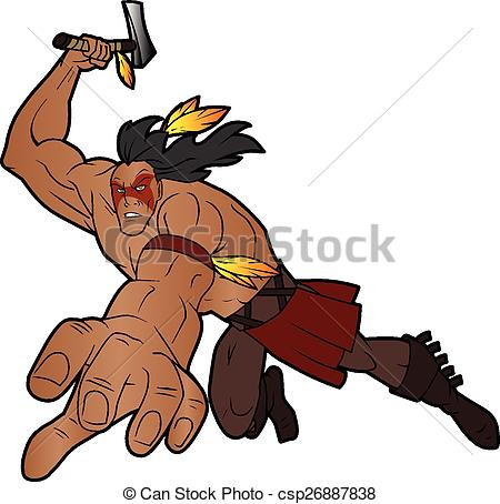 Warrior clipart native american warrior Is American Native  a