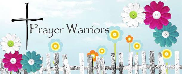 Warrior clipart prayer Life Prayer Sober Doing Warriors