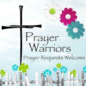 Warrior clipart prayer Doing Prayer the prayer requests