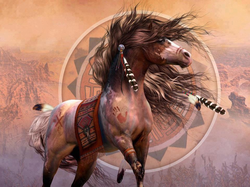 Warrior clipart war horse Horse Pinterest war war Native