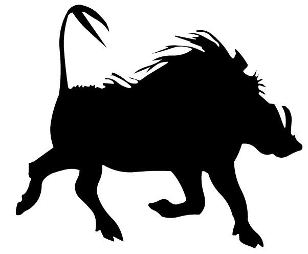 Warthog clipart Clipart warthog clipart Fans warthog
