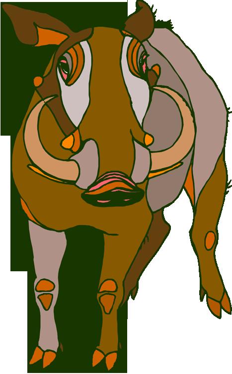 Warthog clipart Clipart Warthog Clipart Warthog Free