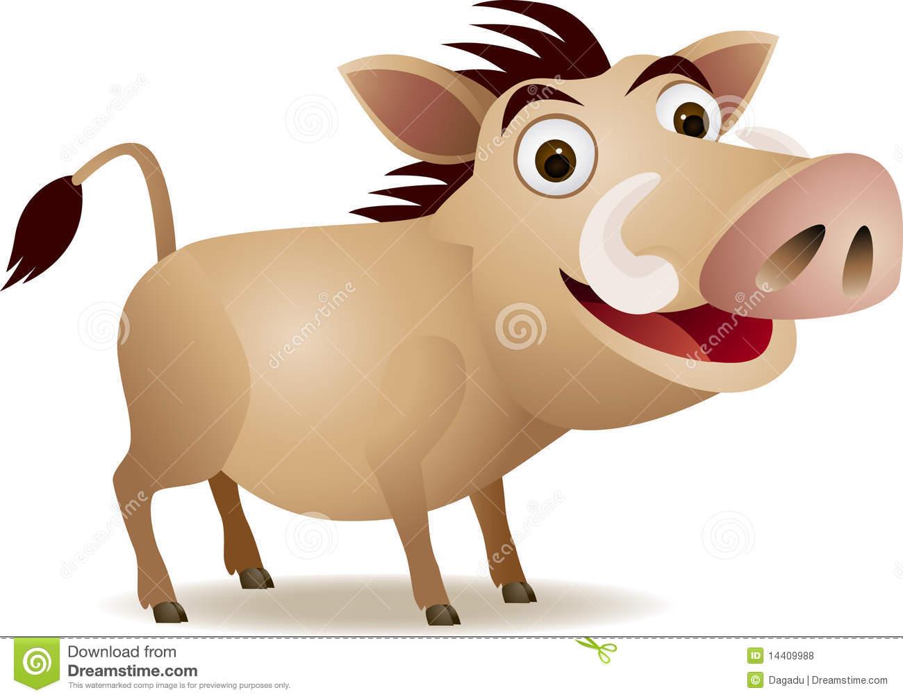 Warthog clipart Free Clip Warthog Clip Clipart