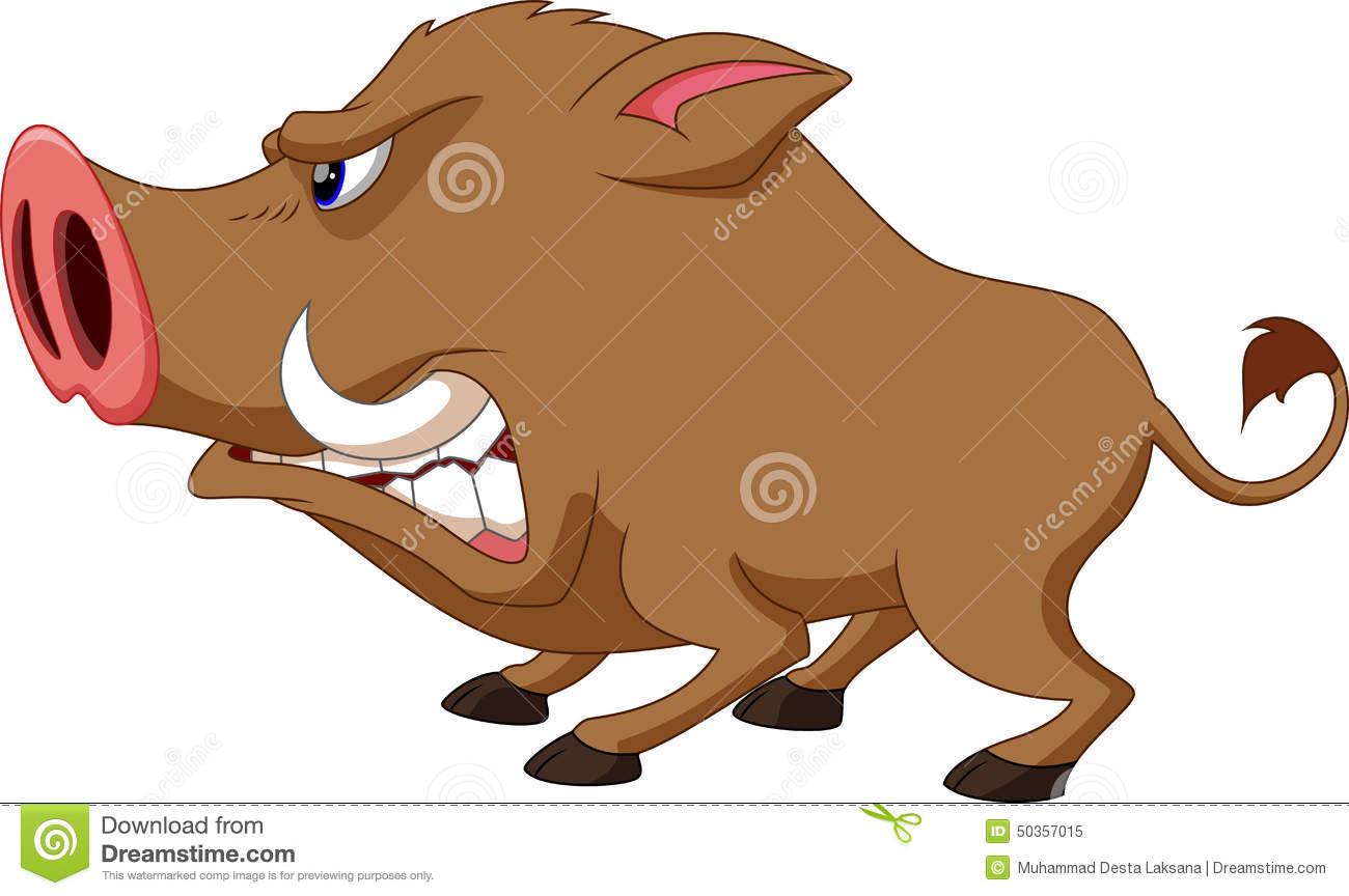 Boar clipart warthog Art Warthog Free Image Clipart