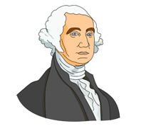 Washington clipart Kb From: washington president Search