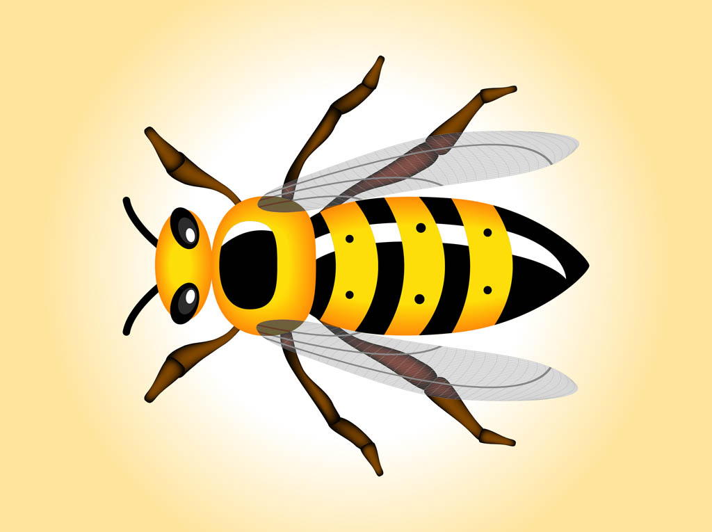 Wasp clipart Clipart Wasp Eating cliparts Wasp