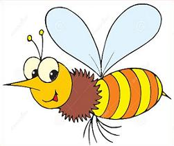 Wasp clipart Free Wasp wasp Clipart cartoon
