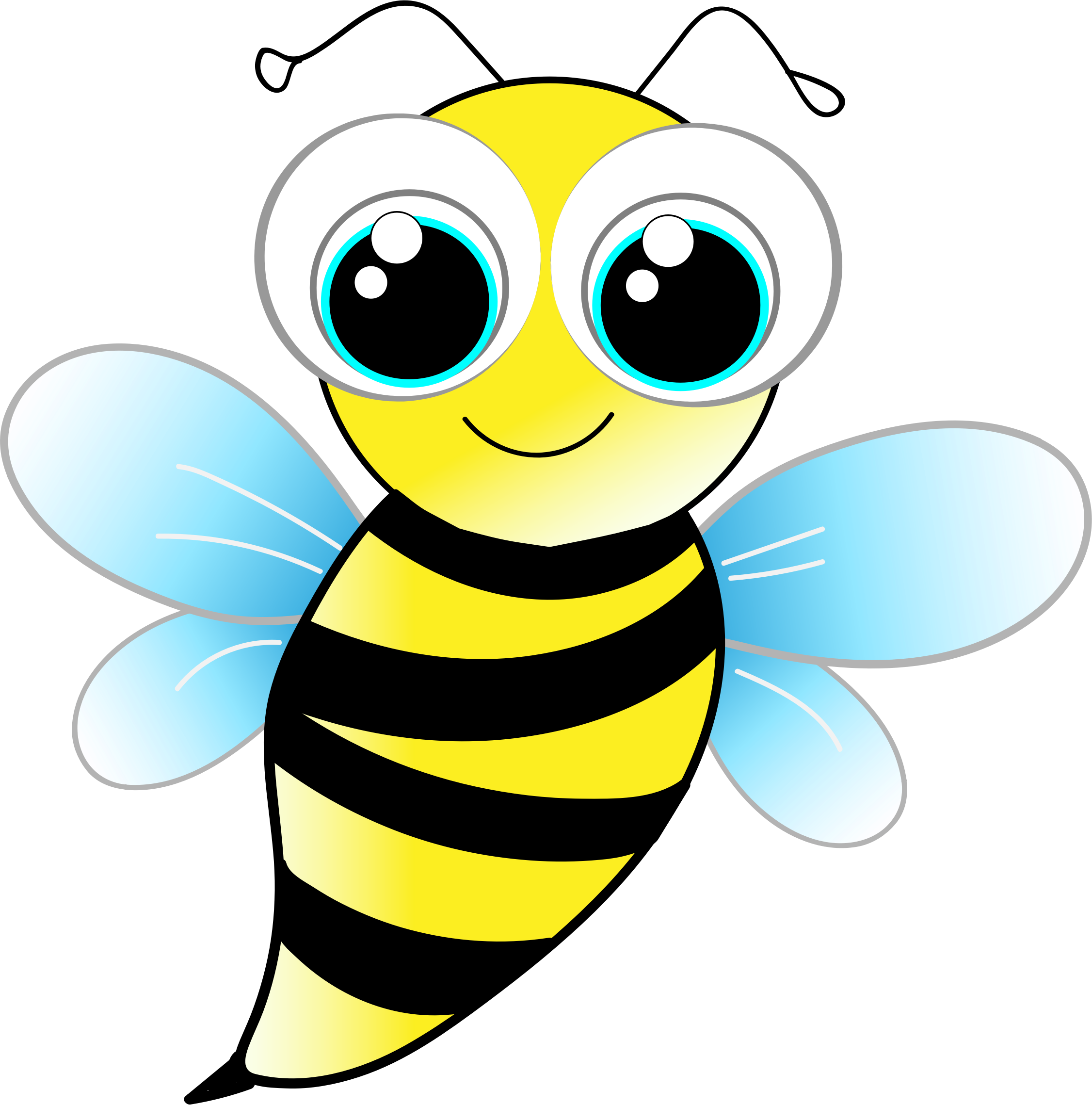 Bee Hive clipart singing bee #16607 clipartfest clipartfest bee Clipart